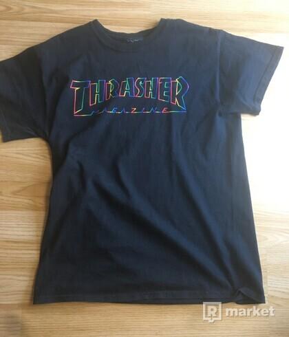 Trasher tričko