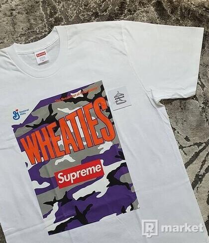 "Supreme "" Wheaties "" Tee"
