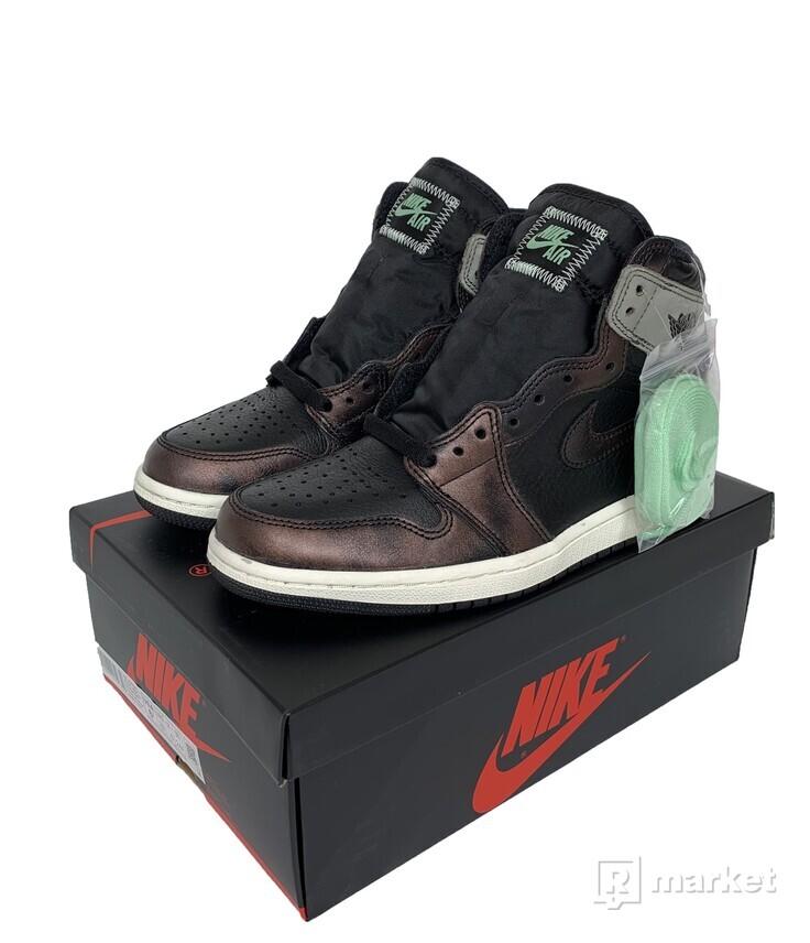 """Air Jordan High """"Patina"""""""
