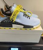 Adidas Human Race sky blue