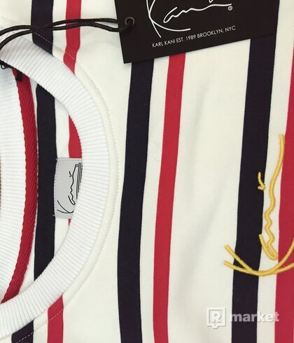 karl kani stripes L