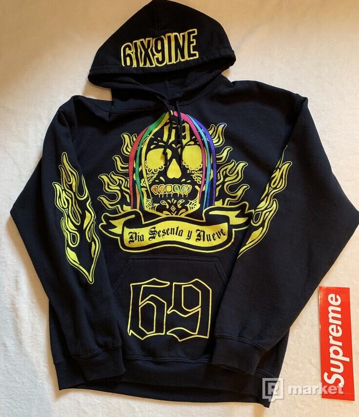 Rare 6ix9ine hoodie