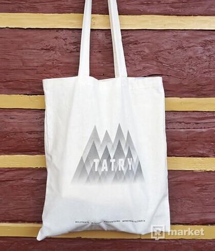 Bavlnená taška - TATRY