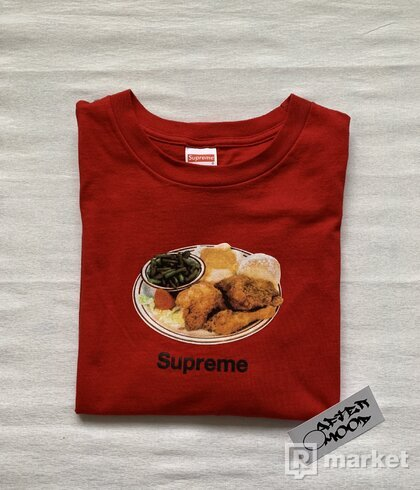 Supreme chicken dinner tee