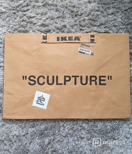 "Ikea X Virgil Abloh ""SCULPTURE"""