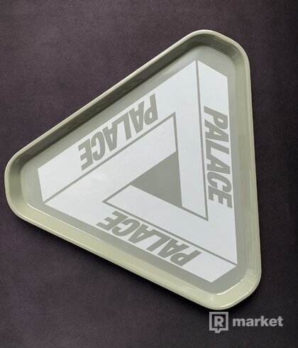 Palace Skateboards Tri-Ferg Tray (sivá)