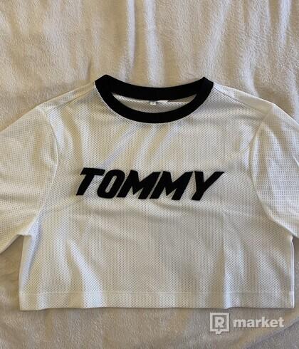Tommy Hilfiger x Gigi Hadid tričko