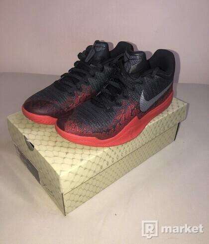 Nike Mamba Rage Premium Red | Black