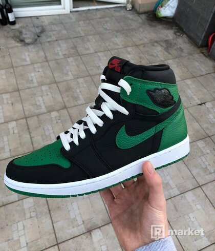 Jordan 1 High Pine Green 2.0