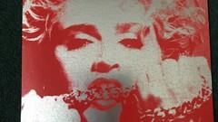 Supreme Madonna sticker