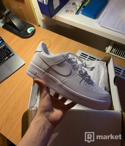 Nike Air Force 1 White '07