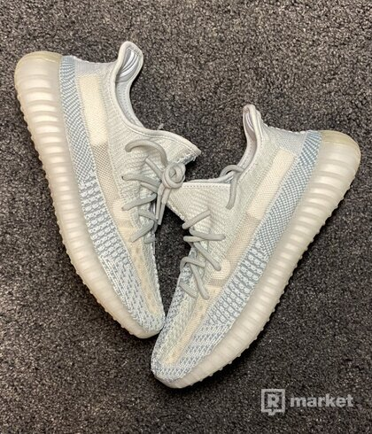 Adidas Yeezy Boost 350 V2 ,,Cloud White""