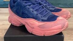 Adidas Raf Simmons Tacros Dark Blue