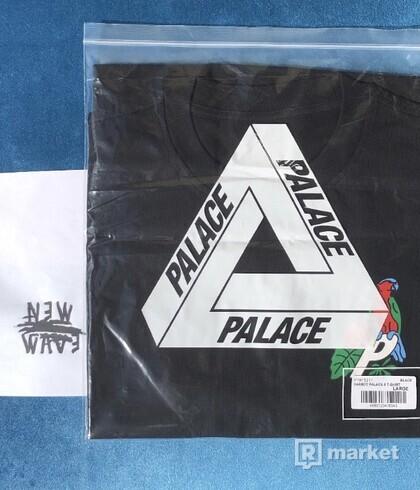 Palace Tri-Palace Parrot tee