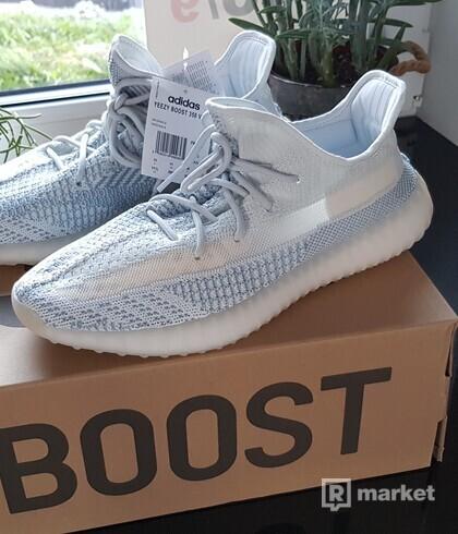 Predam Adidas Yeezy Boost 350 V2 Cloud White