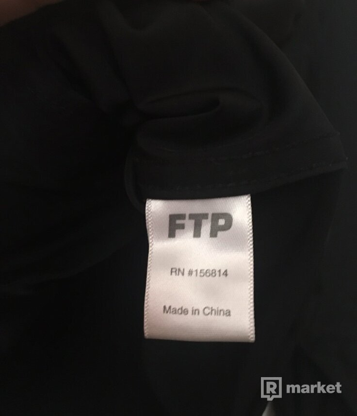 FTP Competition Anorak