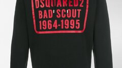 Dsquared Bad Scout hoodie