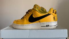 Nike Air Force x NBA Armadillo