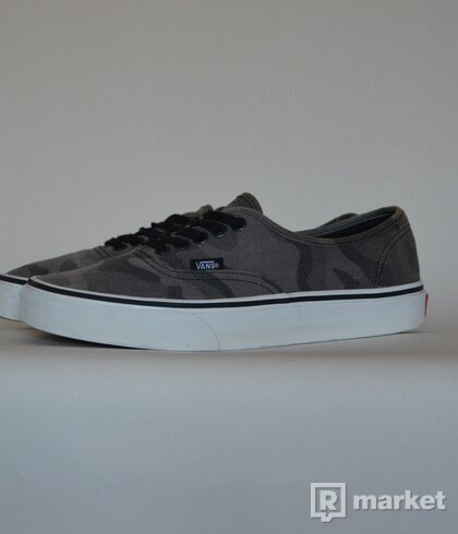 Vans Authentic Camo Jacquard