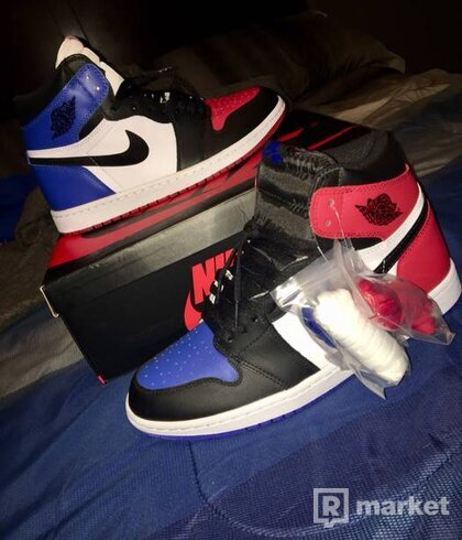 Air Jordan retro 1 top 3