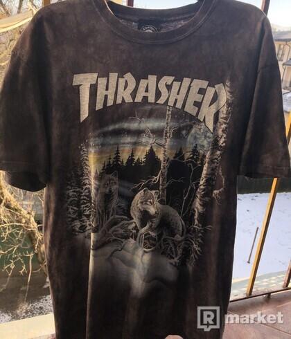 Thrasher 13 wolves tee