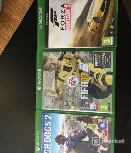 Xbox hra