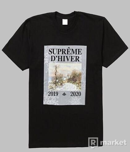 Supreme D'Hiver tee