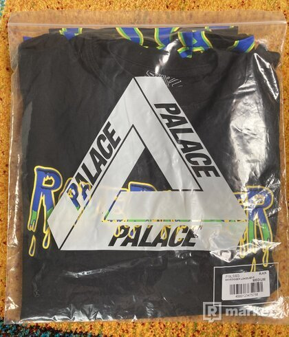 Palace Ravedigger Longsleeve Black