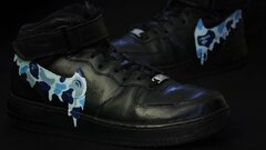 Nike Af1 Mid custom