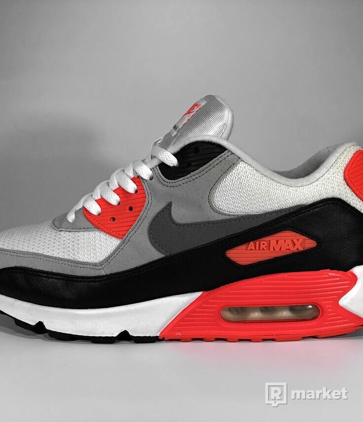 """Nike Air Max 90 OG """"Infrared"""""""