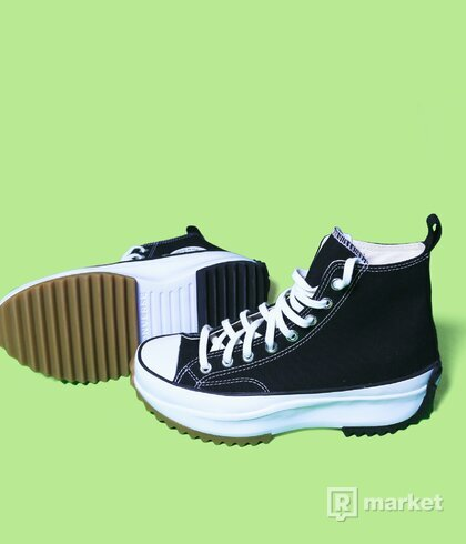 Converse Run Star black