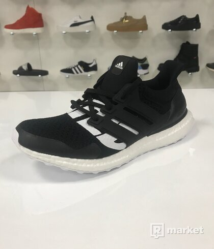 Adidas Ultra Boost x Undefeated Black