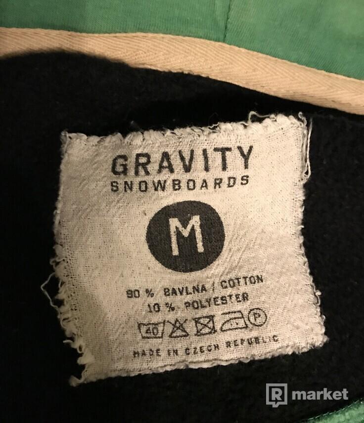 4ab8009521 Gravity mikina na snowboard casual nosenie