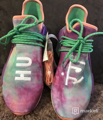Adidas PHARRELL WILLIAMS HU HOLI NMD