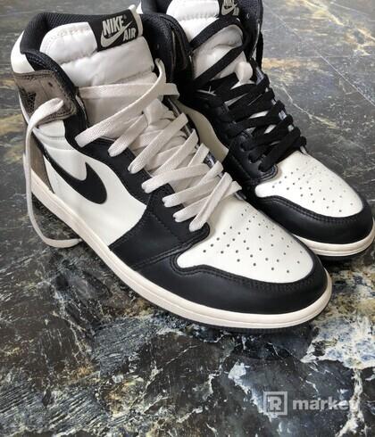 Nike Air Jordan 1 DARK MOCHA