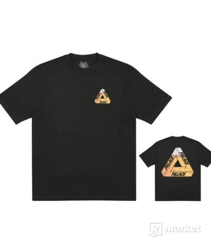 Tri-Lager T-Shirt Black (FW20), size S