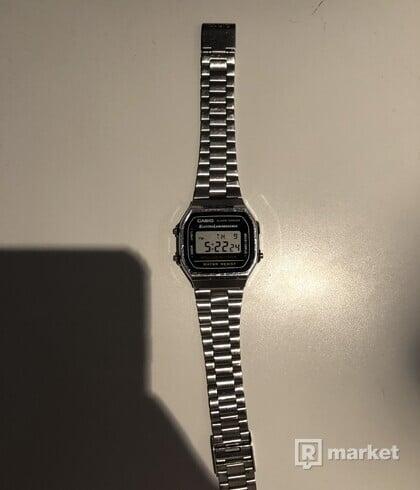 Casio hodinky