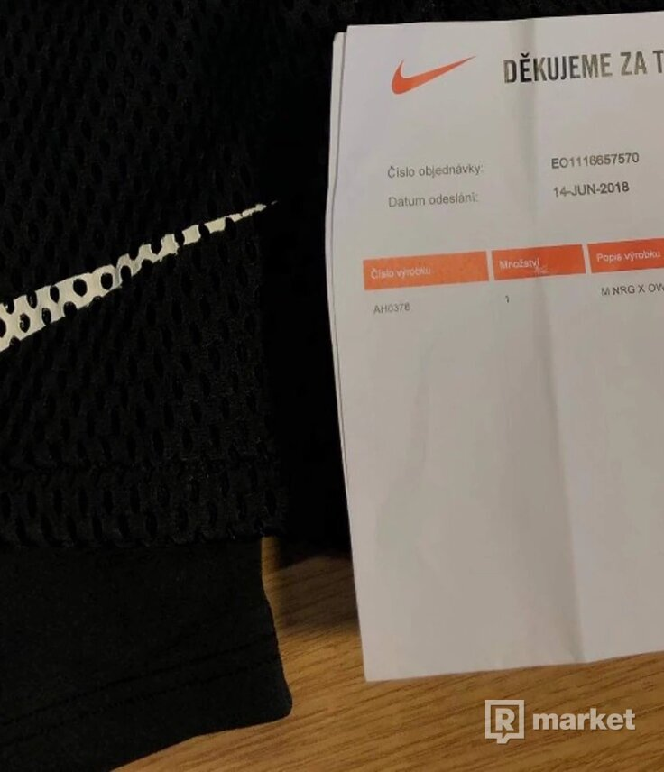 Nike x Off White Shorts