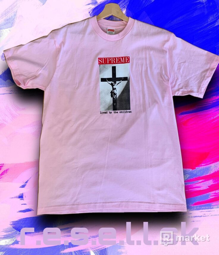 Loved by the children tee
