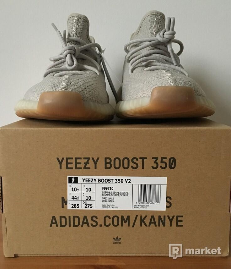 "Adidas Yeezy Boost 350 V2 ""Sesame"" US10.5"