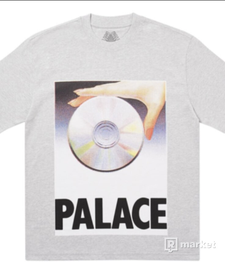 Palace tee grey