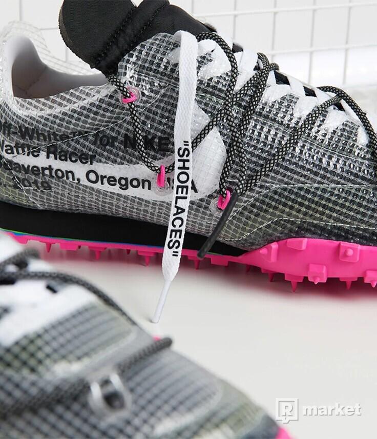 Nike x Off-White waffle racer