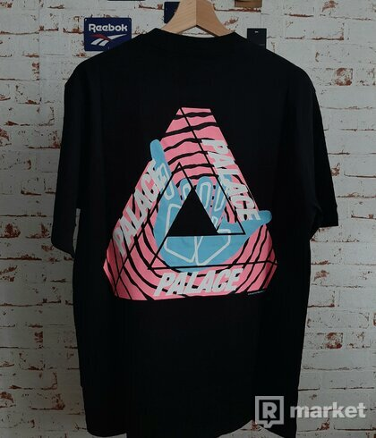 Palace Tri Zooted tee Black