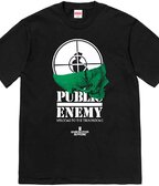 supreme x undercover x public enemy terrordome tee