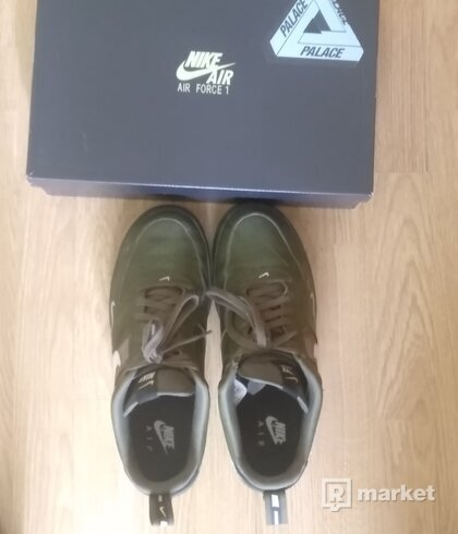 WTS nike air force utility olive canvas