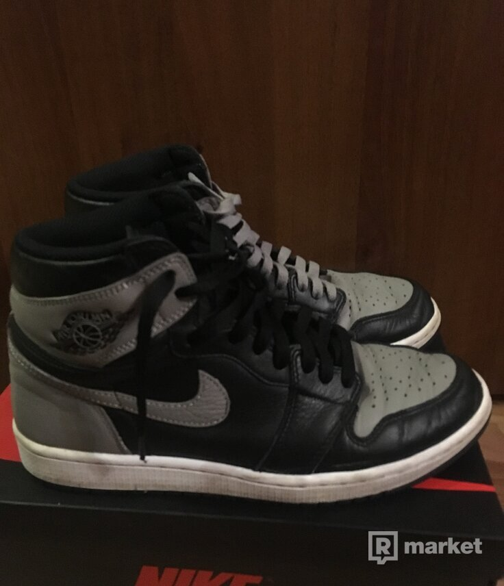 Wts-Air Jordan 1 Shadow