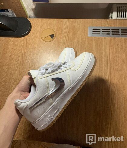 Travis Scott x Nike Air Force 1