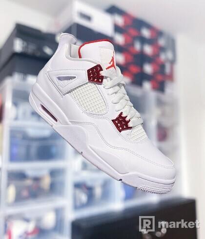 """Air Jordan 4 Retro """"Red Metallic"""""""