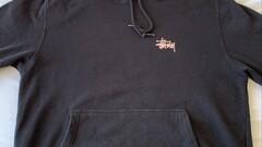 Stussy Black hoodie