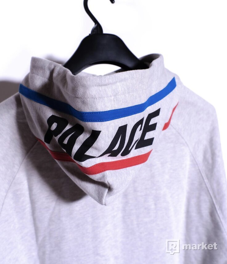 Palace Classic Fix 1/4 Zip Hoodie
